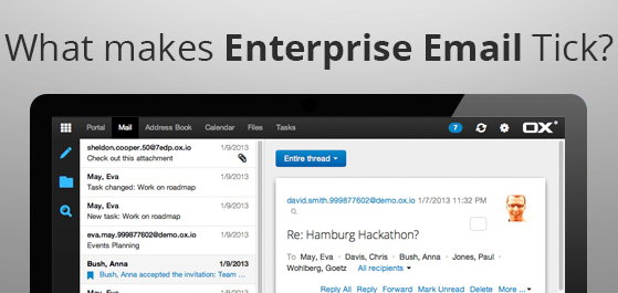 Enterprise Email